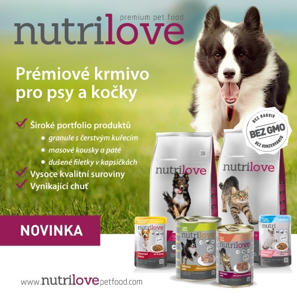 NUTRILOVE dog wet