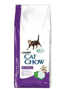Purina Cat Chow Special Care Hairball 15kg +1,5kg zdarma