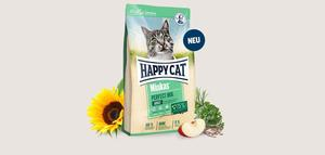 Happy Cat Minkas Perfekct Mix kuře,ryba&jehně 10kg