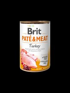 Brit Paté & Meat Turkey 800g