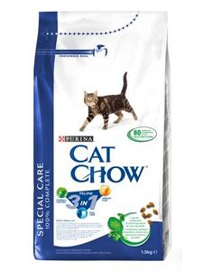 Purina Cat Chow Feline 3in 1 1,5kg